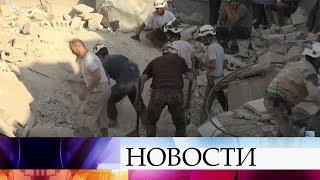 Армия Израиля эвакуировала из Сирии около 800 членов организации «Белые каски» и их родственников.