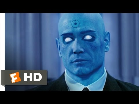Watchmen (2/9) Movie CLIP - Face to Face with Dr. Manhattan (2009) HD