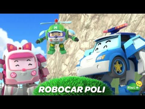 Robocar poli episode halte au gaspillage dessin - Piwi robocar poli ...