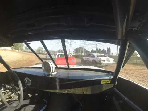 Street Stock Heat Race River City Speedway 2015