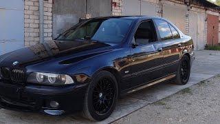 BMW e39 535i V8 Начало проекта  Часть 1