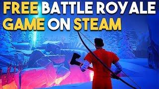 FREE STEAM PC Battle Royale Game! VALVE Buys Game Development Studio