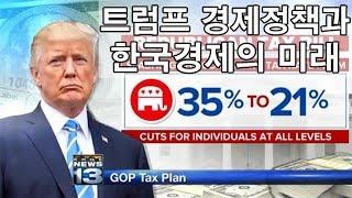 트럼프 경제정책과 한국경제의 미래!!