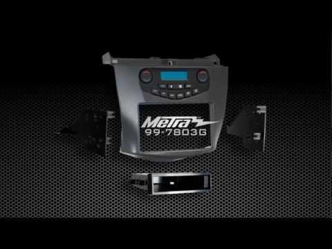Metra Honda Accord 2003-2007 Kit 99-7803G