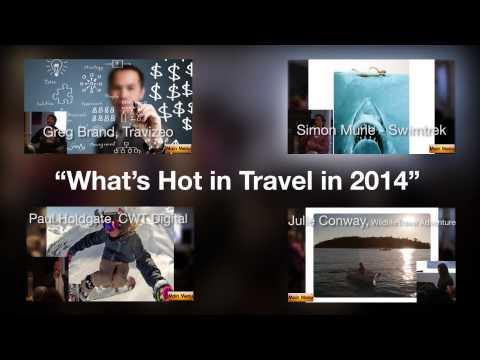 "Travel Massive Brighton - ""What's Hot in Travel in 2014"""