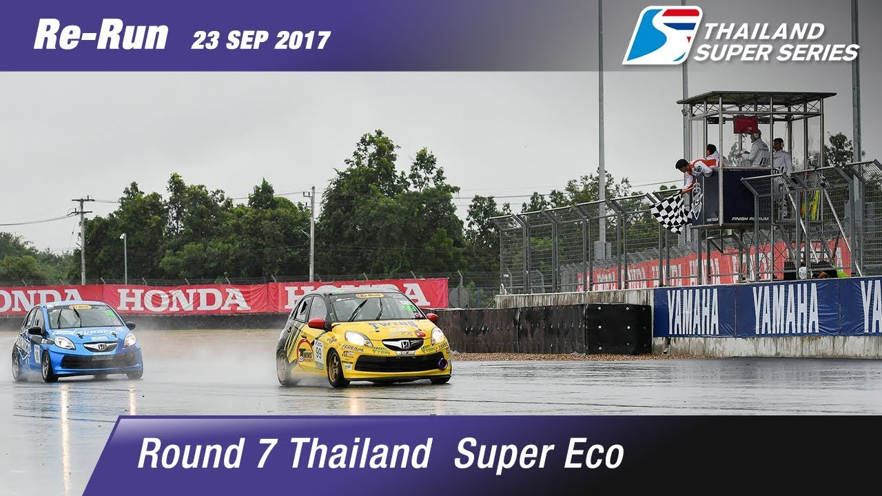 Thailand Super Eco : Round 7 @Chang International Circuit