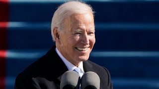 Watch Joe Biden's full inaugural address