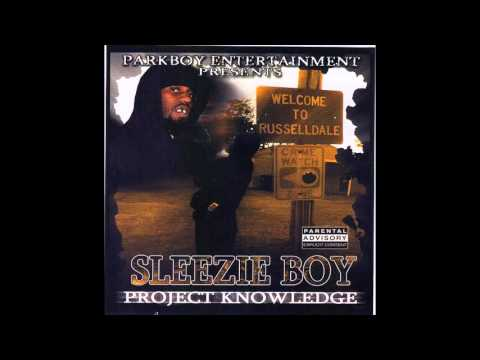 Sleezie Boy - Project Knowledge 2005 FULL CD (NORTH CHARLESTON, SC)