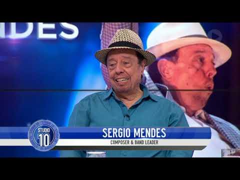 Brazilian Music Legend Sergio Mendes Brings Bossa Nova To Australia | Studio 10