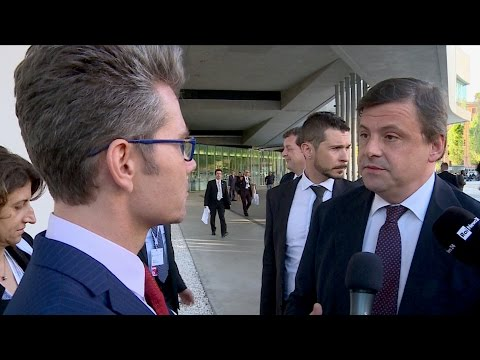 Africa in the Scope of G7 Energy Ministerial & Making Italy Sunny Again! Carlo Calenda
