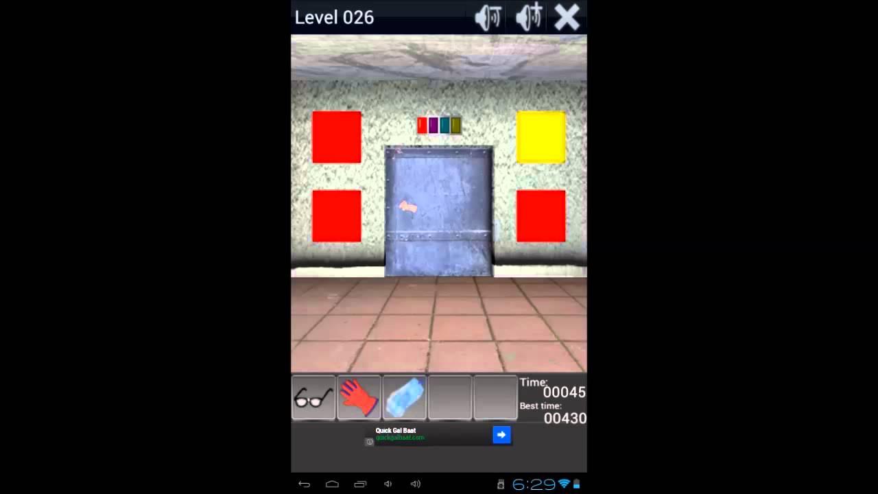 100 Doors Remix Level 26 Walkthrough Youtube