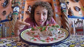 5 comidas mexicanas que DEBES PROBAR! thumbnail