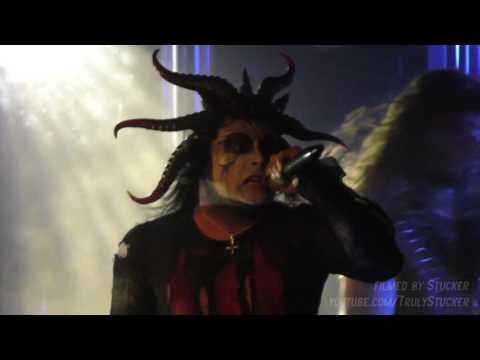Cradle of Filth - Nymphetamine (Live in St.Pete, RU, 13.05.2016) FULL HD
