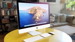 SURPRISE! New Apple iMac 27-inch 2020 (Full hands-on) 🖥️