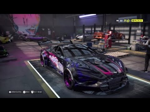 Nfs Heat All Unlockables For Aston Martin Db11 Volante 19 Character Youtube