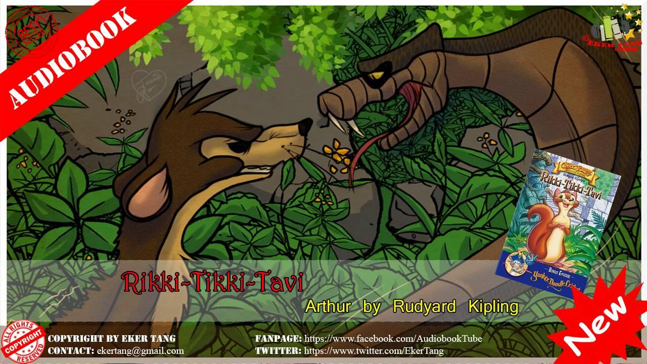 an analysis of the rikki tikki tavi story from rudyard kiplings the jungle book