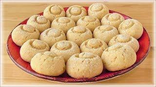 Простой рецепт арахисового песочного печенья. Внимание! Сахар-песок - 130 граммов!