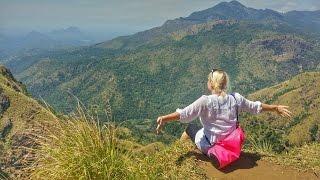 SRI LANKA TRAVEL-Secret Waterfalls & Tea Plantations