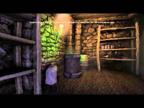 Let's Play Amnesia Abduction Episode 1 PL