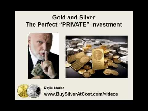 Privacy of Gold, Privacy of Silver | Why Do Precious Metals Make The Perfect Private Investment