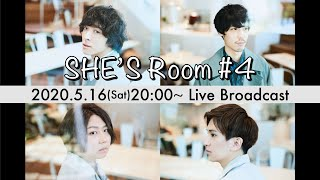 SHE'S Room #4