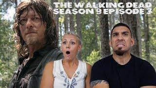 The Walking Dead Season 9 Episode 3 'Warning Signs' REACTION!!