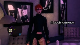 Gameplay: Saints Row The Third | Music:Blue Stahli - Not Over Til We Say So