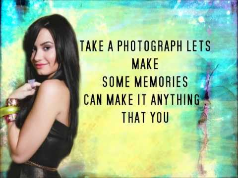 Demi Lovato - Work Of Art KARAOKE LYRICS