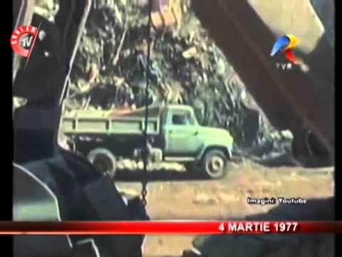 Se implinesc 37 de ani de la producerea celui mai puternic cutremur