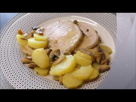tuto-de-la-recette-de-rôti-de-porc-au-thermomix-tm31,-tm5,-tm6-au-varoma-avec-une-bonne-petite-sauce