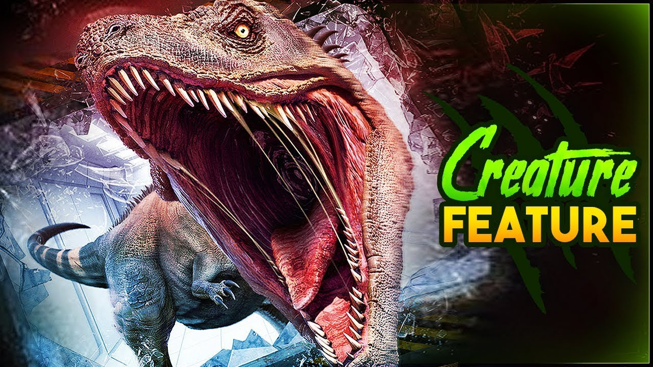 Triassic World | Movie Review (The Creature Feature)
