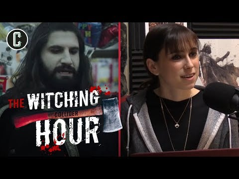 Perri & Haleigh Say What We Do In The Shadows Series Doesn't Suck! - The Witching Hour