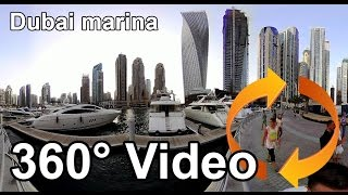 Dubai Marina #360 video Share if you like!