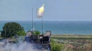Avenger Air Defense System • Live Fire Missile Exercise
