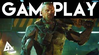 Call of Duty Black Ops 3 Gameplay   Gamescom 2015