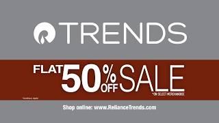 Trends Flat 50% off Sale