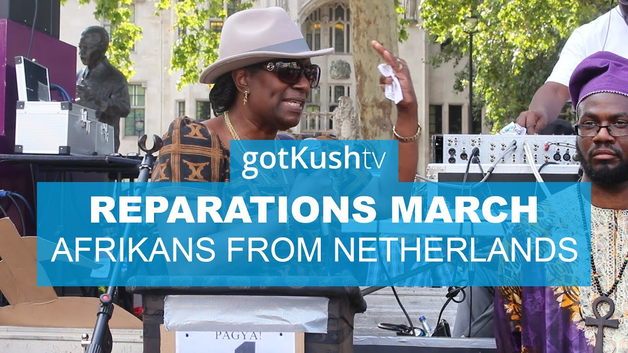 Netherthands @ Reparations March 2019 UK • Barryll Biekman