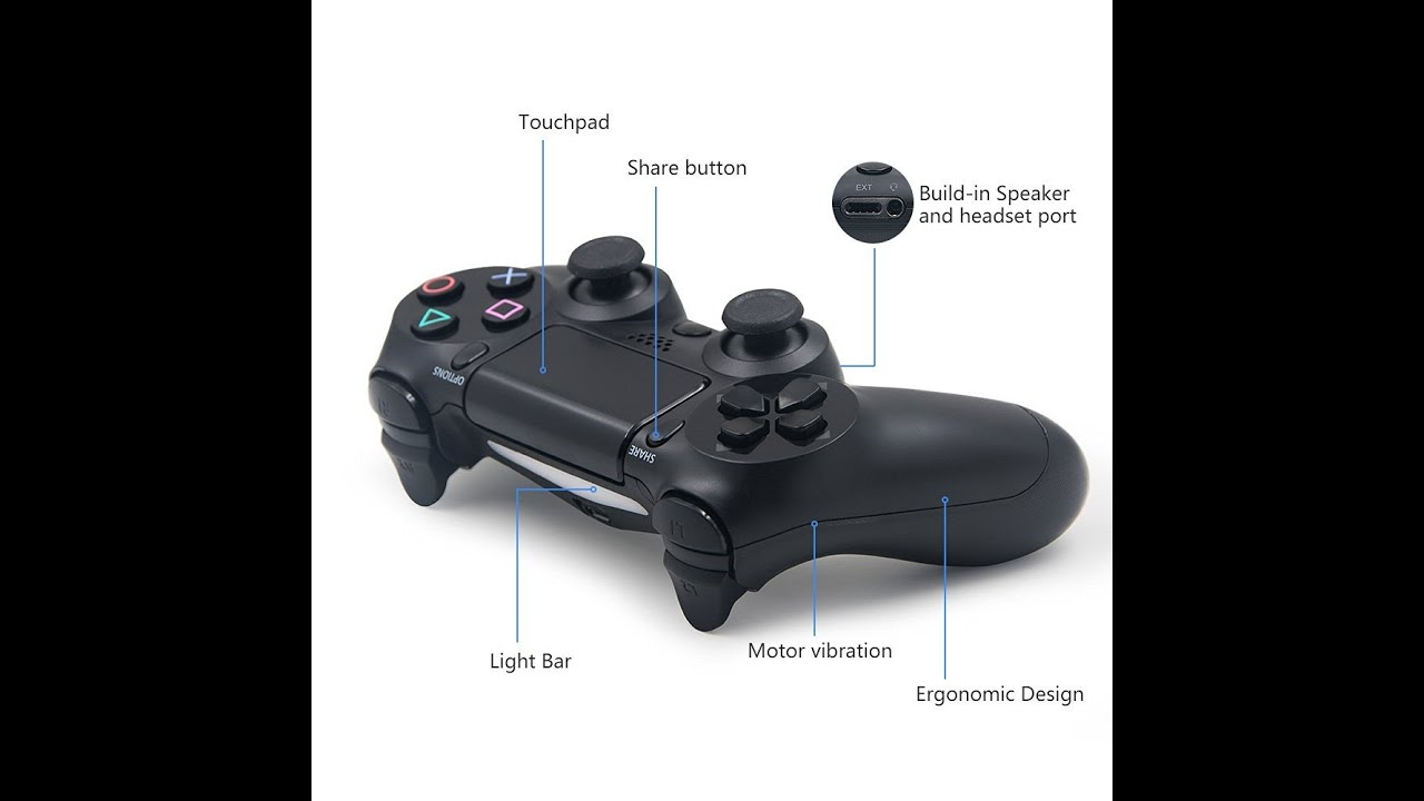how to make ps4 controller work on pc as mouse
