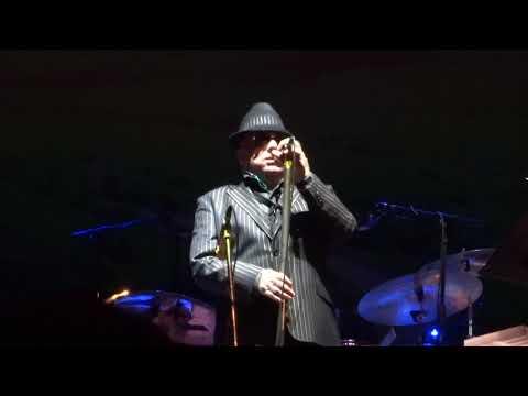 Van Morrison - 3 - Warm Love - Hershey - 9/10/17