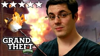 5 STAR SUMMER CAMP (Grand Theft Smosh)