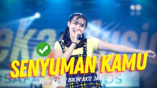 Yeni Inka - Aduh Kamu Bikin Aku Jadi Lemes - Senyuman Kamu (Official Music Video ANEKA SAFARI)