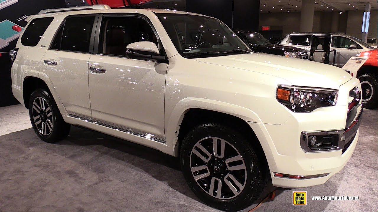 2015 toyota 4runner limited exterior and interior walkaround 2015 new york auto show youtube. Black Bedroom Furniture Sets. Home Design Ideas