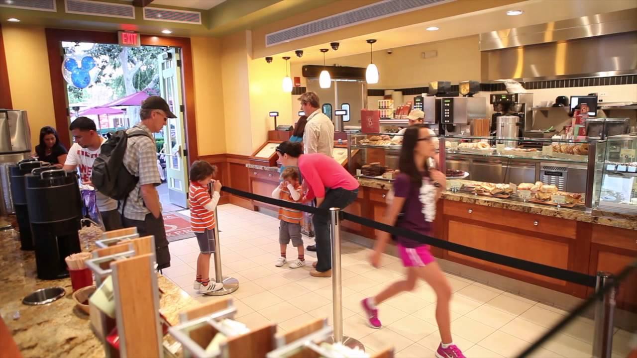 La Brea Bakery Cafe Disneyland