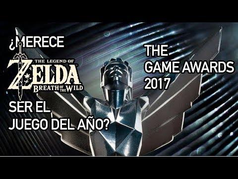 ¿Merece TLOZ: Breath of the Wild el premio a mejor juego del año?