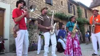 Festival de fanfares de Cadouin - LORKES 974 (3/3) - 17/08/2013