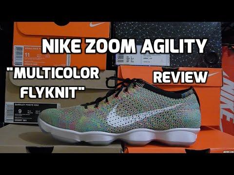 huge selection of 41f50 73201 Women s Nike Flyknit Zoom Agility