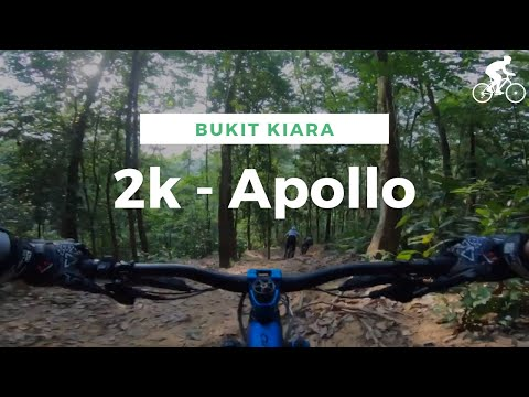 Bukit Kiara 2k Apollo Mountain Bike Trail