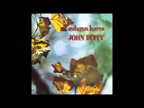 John Duffy Autumn Leaves  Theater Pipe Organ LP