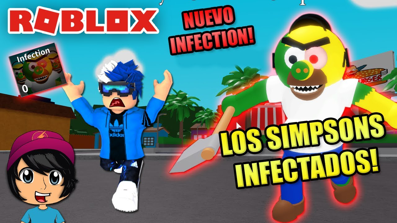LOS PIGGYSONS ESTAN INFECTADOS! ESCAPE HOSPITAL! | Soy Blue | Piggysons Roblox Español