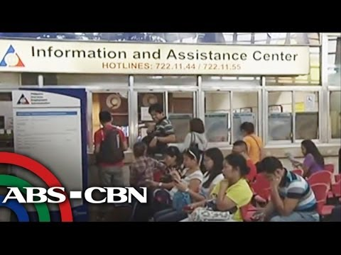 Work abroad? Get the POEA's app!